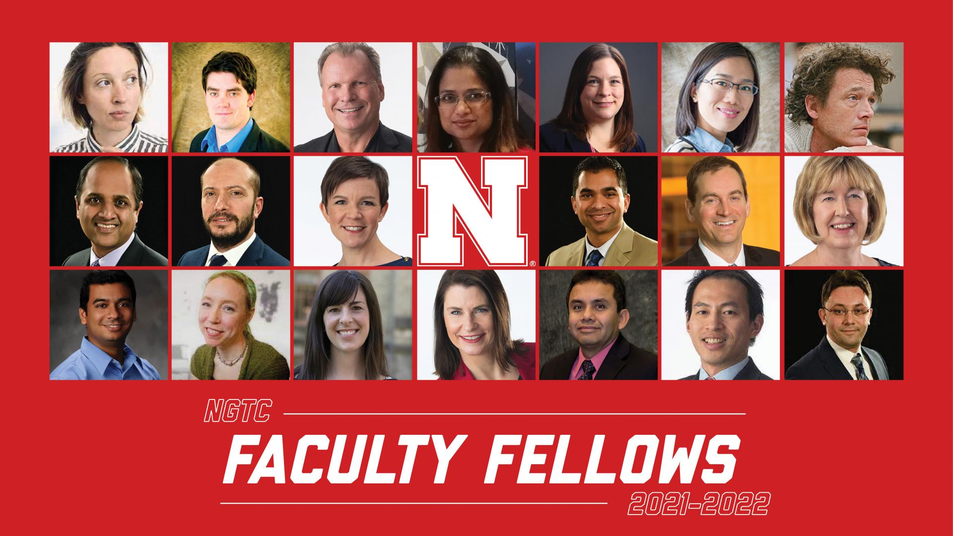Lockup of 20 faculty fellows at the Nebraska Governance and Technology Center